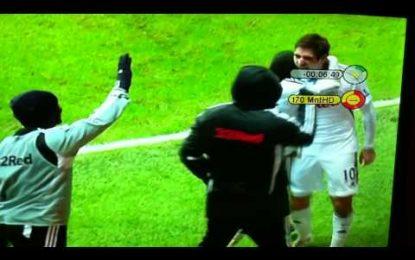 "Hit brasileiro ""pega"" no Swansea"