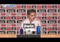 """Mourinho: """"Eu sou o responsável pela derrota"""""""