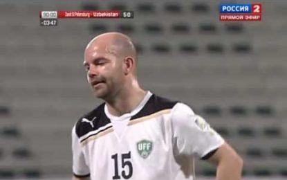 Penalty inventado, repetido e falhado!