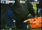 Ramires rompe ligamentos do joelho
