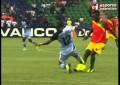 Entrada violenta na CAN 2012