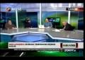 Ex-Árbitro turco sofre ataque cardíaco em direto na TV