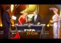 """Joseph Blatter a dançar """"Waka Waka"""""""