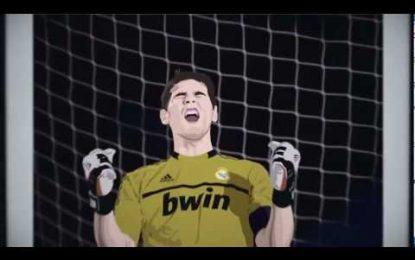 Casillas troca Reebok por Adidas