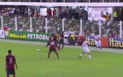 Neymar fez o Golo do Ano