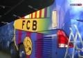 Novo autocarro do Barça
