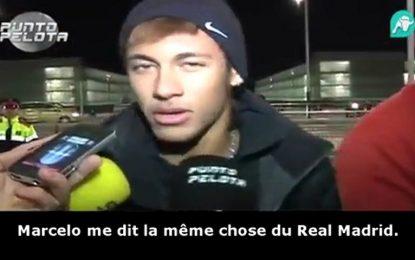 Neymar deixa o seu Futuro em aberto…Barcelona ou Real Madrid?