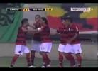 Golaço de Ronaldinho na Libertadores