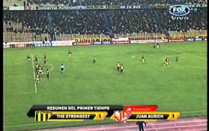 Frango monumental de guarda-redes na Libertadores