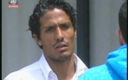 Bruno Alves nos apanhados