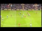 Gato interrompe jogo em Anfield Road
