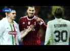 Ibrahimovic dá estalo a Storari