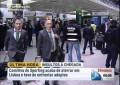 Adeptos do Sporting insultam jogadores e dirigentes
