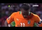 Drogba falha grande penalidade na final da CAN