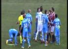 Ibrahimovic expulso após estalada