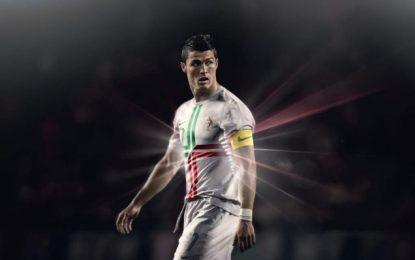 Equipamento Alternativo de Portugal para o EURO 2012
