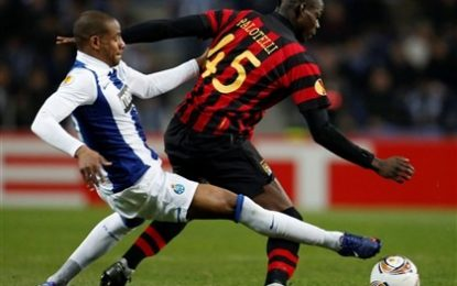 Adeptos do Porto insultam Balotelli