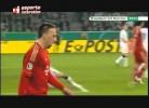 Falhanço de Robben na taça da Alemanha