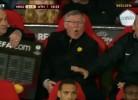 Alex Ferguson e a placa de substituições