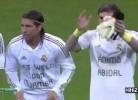 Real Madrid deseja melhoras a Muamba e Abidal