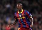 Abidal pode abandonar o futebol