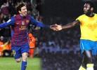 Messi vs Pelé
