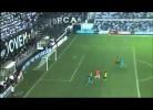Neymar falha golaço na Libertadores