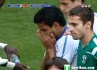 Ex-Braga abre cabeça ao guarda-redes adversário !