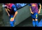 Comichão ataca jogadores do Barcelona