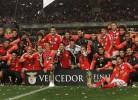 Benfica vence 4ª Taça da Liga consecutiva
