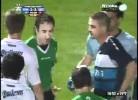Árbitro expulsa 4 jogadores de uma só vez na Argentina