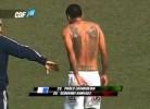Jogador chileno dá espetáculo degradante ao ser substituído