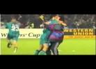 Mourinho e Guardiola abraçados