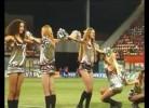 Bailarinas ucranianas prontas para o Euro 2012