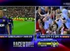A desilusão do Manchester Utd após vitória do Manchester City