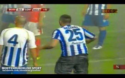 No Montenegro: Adepto marca golo