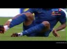 M'Vila chora por possível afastamento do Euro 2012