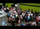 Russos agridem seguranças no Euro 2012