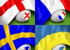 Euro 2012: Decisões no grupo D