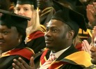 Fabrice Muamba recebe doutoramento