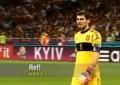 Casillas pede misericórdia pela Itália