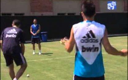 Madrid joga basebol e Chelsea joga ao meio