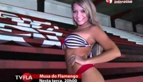 Sulamita, musa do Flamengo