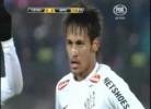 Neymar volta a mostrar que tem tudo para ser dos melhores do mundo