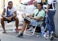 Jogador do Verona acorrenta-se e faz greve de fome
