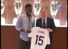 Essien já treina no Real Madrid