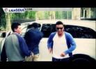 Messi e Thiago confundem carros