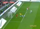 O falhanço de Luiz Adriano