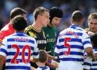 Ferdinand não cumprimentou Terry e Cole