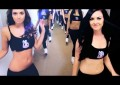 """Gangnam Style"" pelas cheerleaders do Crystal Palace"